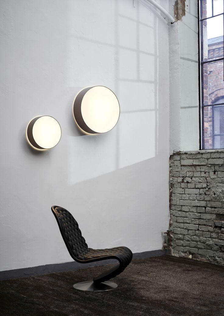 Nowoczesny plafon Space marki Kaspa! Dostępny w różnych rozmiarach. Znajdź więcej na: www.euforma.pl #lamp #kaspa #lighting #home #design #polishdesign