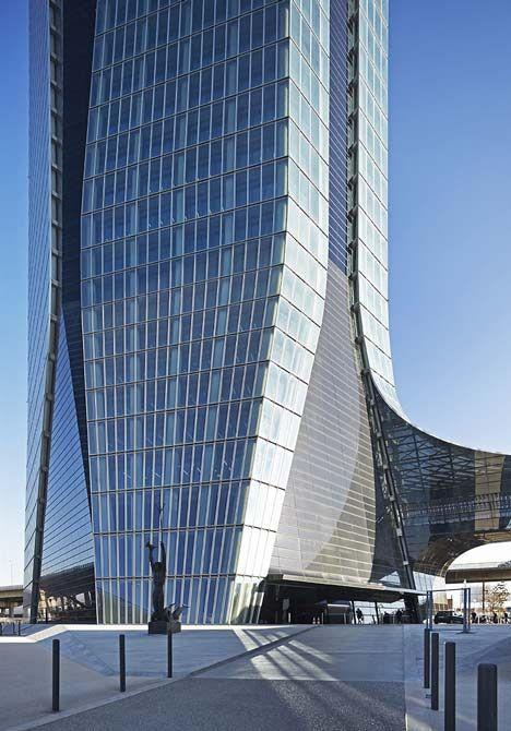 CMA CGM Headquarters | Architect: Zaha Hadid