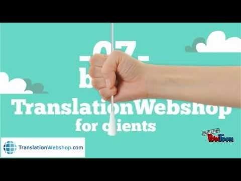 The 7 benefits of TranslationWebshop for people and businesses looking for a professional translator.