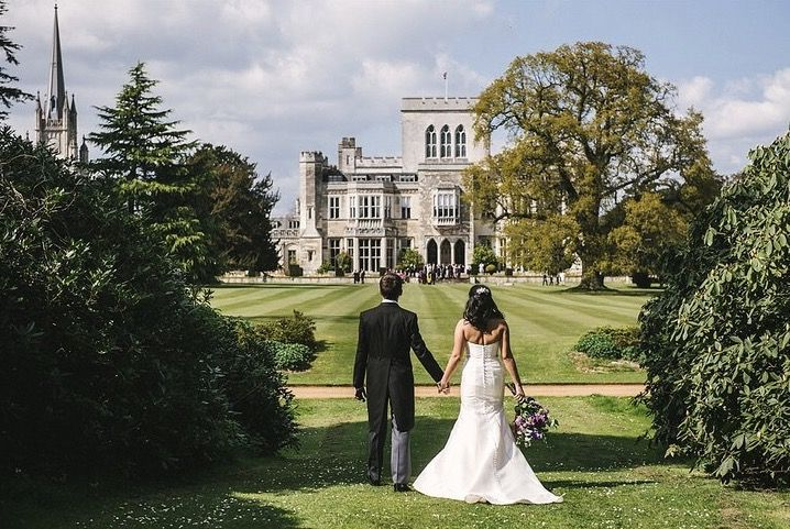 Ashridge House Hertfordshire. One of our favourite wedding venues. Image by Kevin Fern.