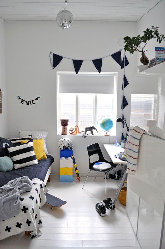 Small Boy's Bedroom