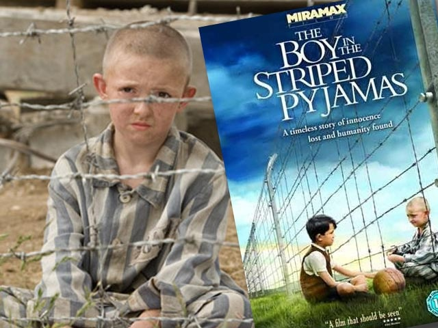 Why is the boy in the striped pajamas rated PG-13?