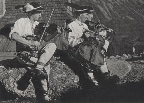 Górale (Gorals) - polish highlanders