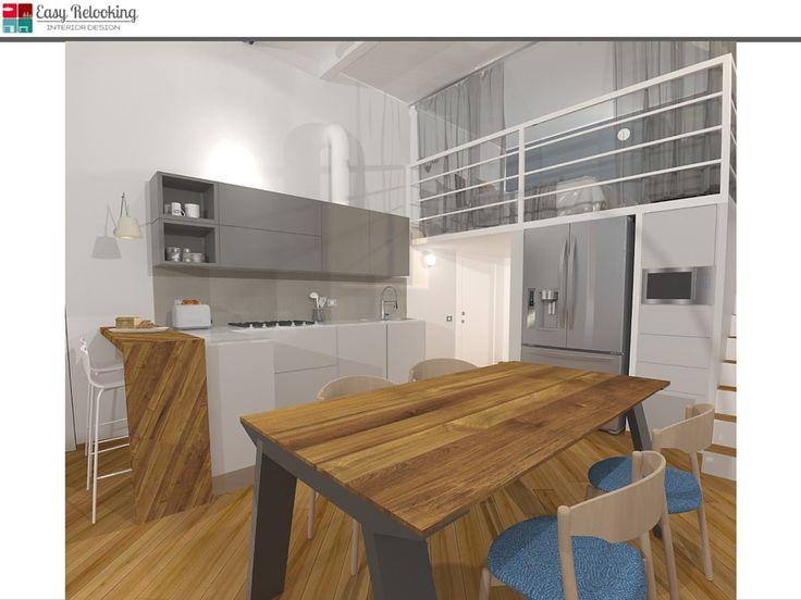 Oltre 1000 idee su progettazione di interni su pinterest for Progetti di loft di stoccaggio garage