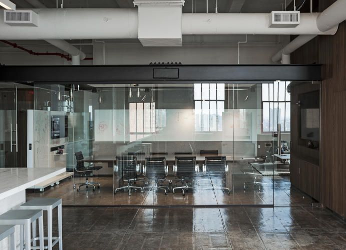 4 | Inside FiftyThree's Jaw-Dropping New Office Space | Fast Company | business + innovation
