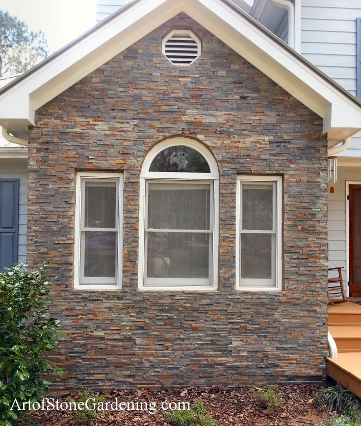 20 Best Home Exterior Stone Work Ideas Images On Pinterest Rock Veneer Stone Work And Exterior