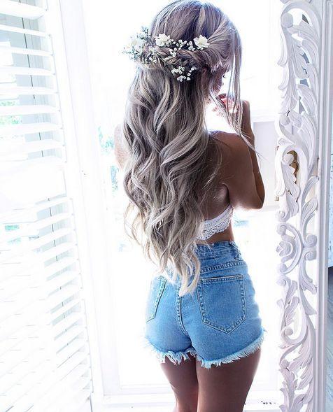 ღ sαℓσмé ∂єsєrτ ღ: #tagforlikes #FF #hairgoals