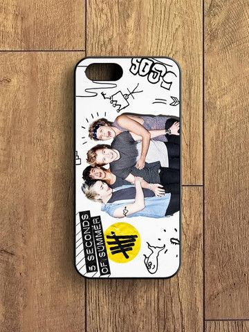5seconds Of Summer Stereo iPhone 5S Case