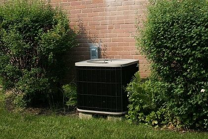 Trim around bushes and shrubs and allow the proper air flow. www.air-ease.com
