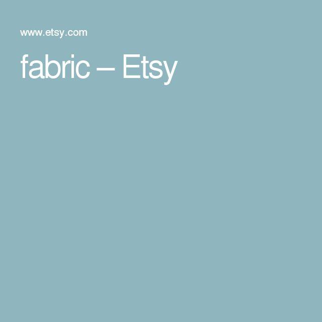 fabric – Etsy