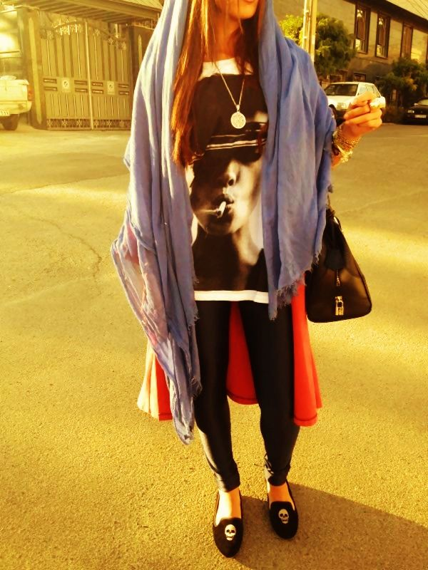"""Street Style in the """"Islamic Republic of Iran"""""""