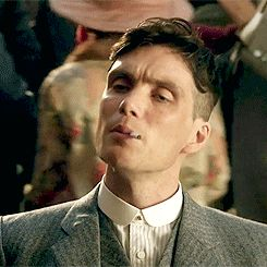 Pin for Later: Cillian Murphy Gives You 25 Sexy Reasons to Watch Peaky Blinders Sometimes he doesn't even smoke them . . . they just sit there.