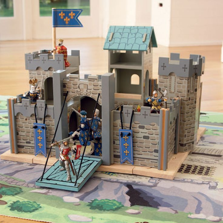 Toy Castles For Boys : Best images about medieval toy soldiers on pinterest
