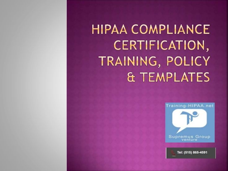 38 best images about compliance ideas on pinterest for Hipaa training certificate template