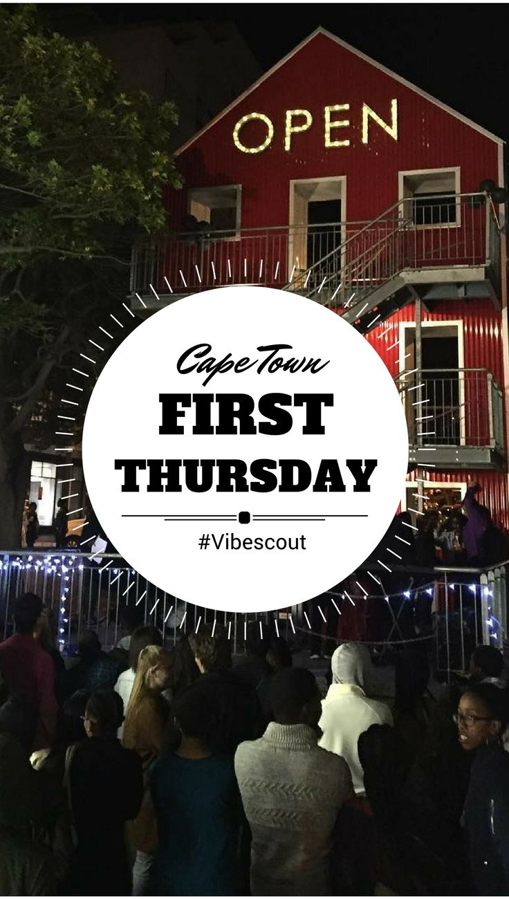 The day that every Capetonian is waiting for at the beginning of the most.  #Firstthursday#Capetownbynight