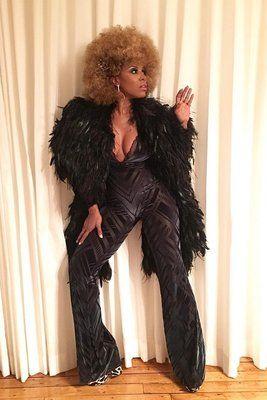 Beyonce's Soul Train Bash  - The Fashion at Beyonce's 35th Soul Train Birthday…