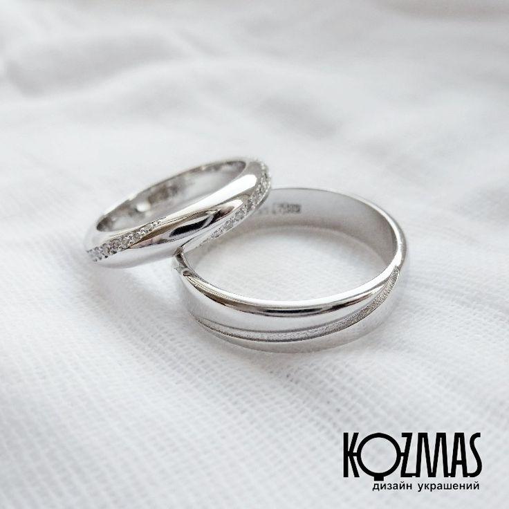 52 best Wedding rings images on Pinterest