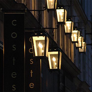 Bar of the Hotel Costes, to get a cofee after your shopping at Colette or a good dinner before going out...