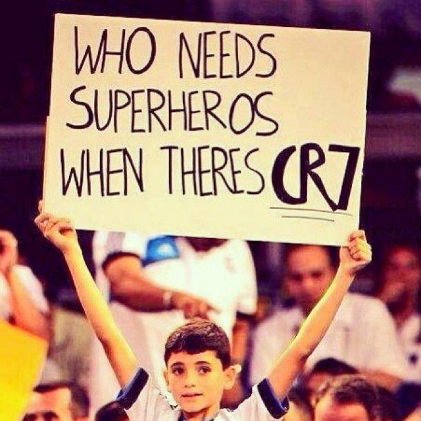 Cristiano Ronaldo este post é para ti