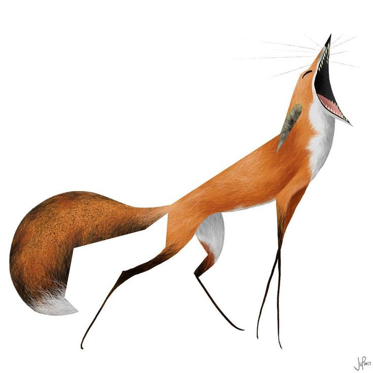 oh yes, little fox