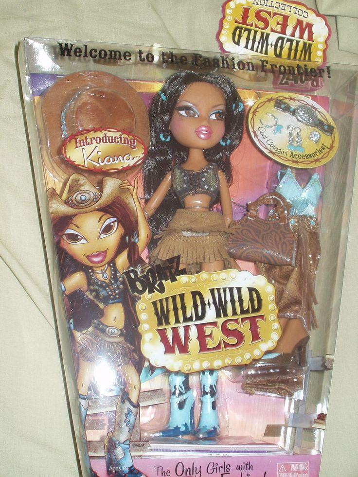 Barbie Dolls Of The World Princess Bratz Wild Wild West K...