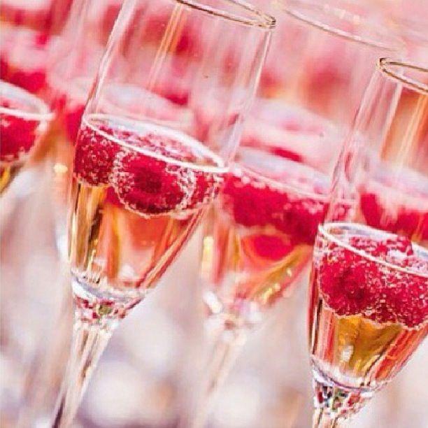 Champagne!! Yummie!!