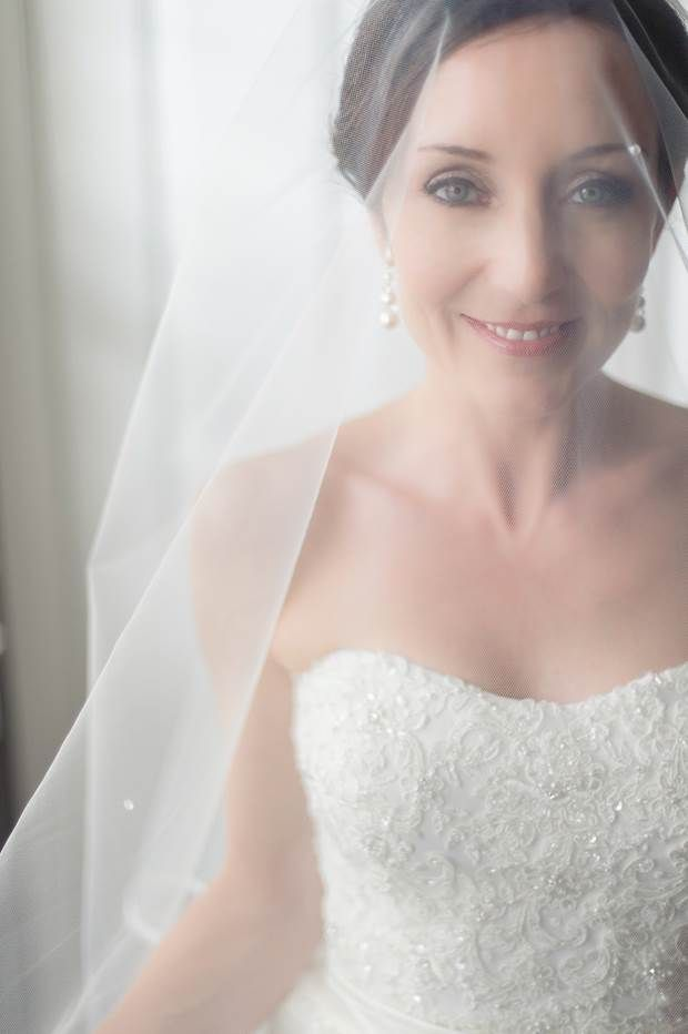 Bride Michele hair by Claudine & make up by Wendy at Civello Oakville, photography by Krista Fox photography (www.kristafox.com)