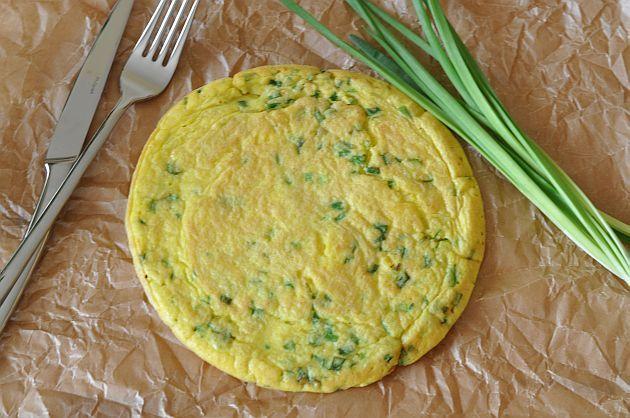Omlet z kaszą jaglaną | Kaszomania.pl