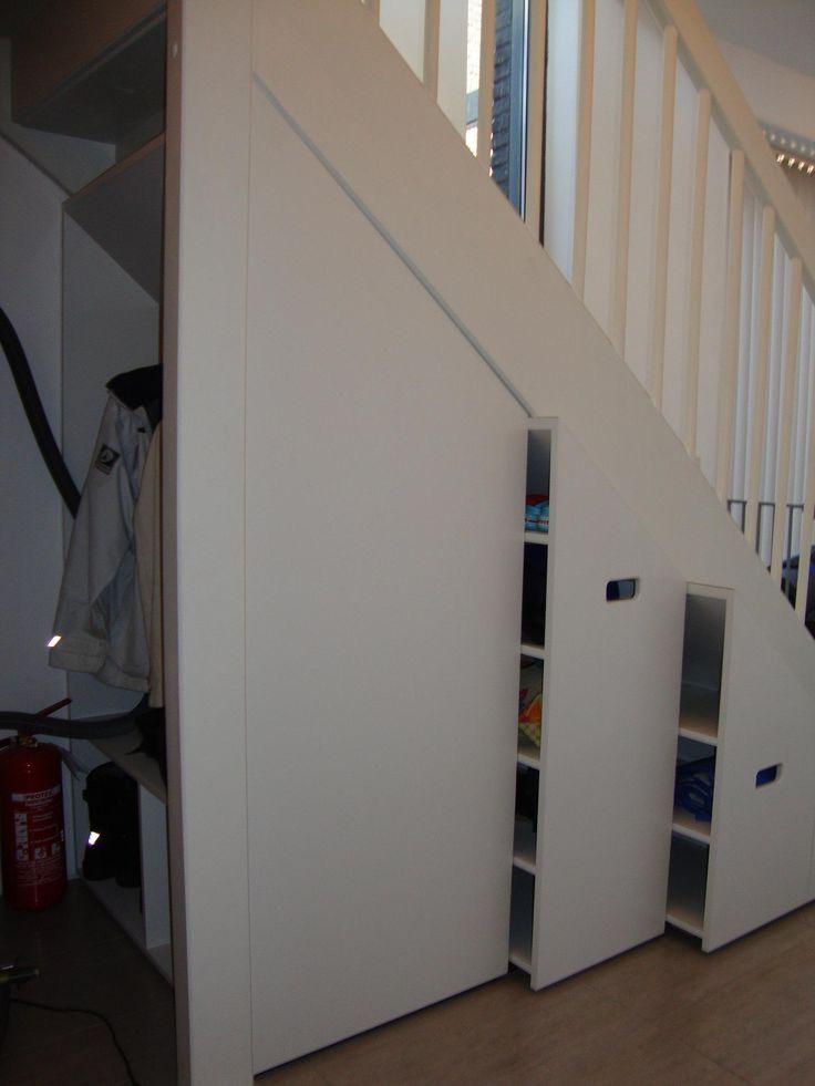 Wood Look Tile Stairs