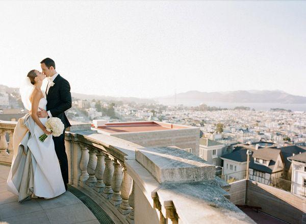 Matrimonio romantico