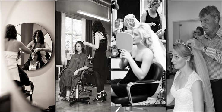 Hair, Make-up stylist