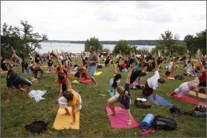 Yoga | Berlin | Kladow | #Yoga #Festival