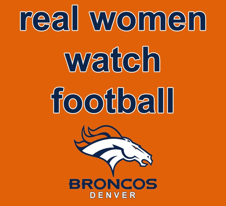 Just made this in Photoshop! Denver Broncos