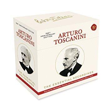 Arturo Toscanini & Various - Arturo Toscanini - The Essential Recordings