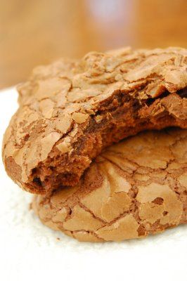 Outrageous Chocolate Cookies - officially added to christmas baking list
