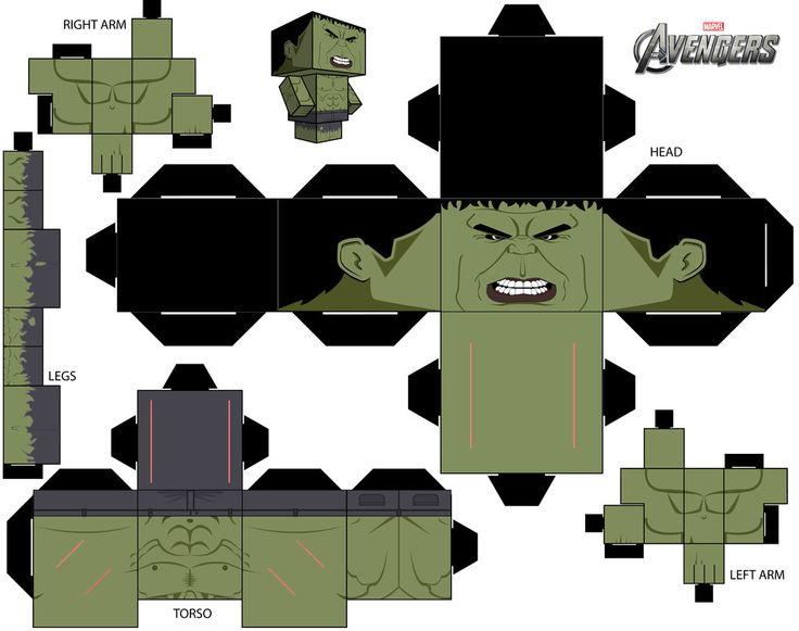 434 Best Cubeecraft Papercraft Images On Pinterest