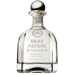Tequila Gran Patron Platinum, Mexico - 40% ABV | 70cl