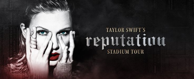 10-time Grammy winner Taylor Swift has announced an epic 2018 tour across North America supporting her brand new album 'reputation'. Her #reputation Stadium Tour kicks off May 8th #TaylorSwift #reputationTour #concert #concertnearme #tour #tourannouncement #music #musicnews #popmusic #country