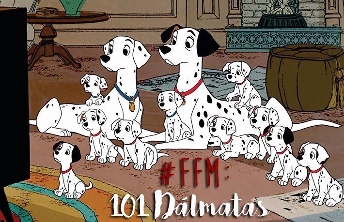 Papo de Caio: #FFM - Fashion From Movies: 101 Dálmatas