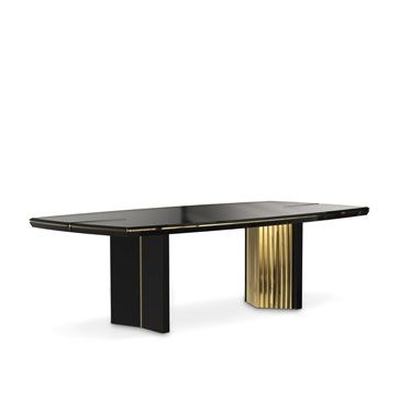 Littus Dining Table | Luxxu | Modern Design and Living
