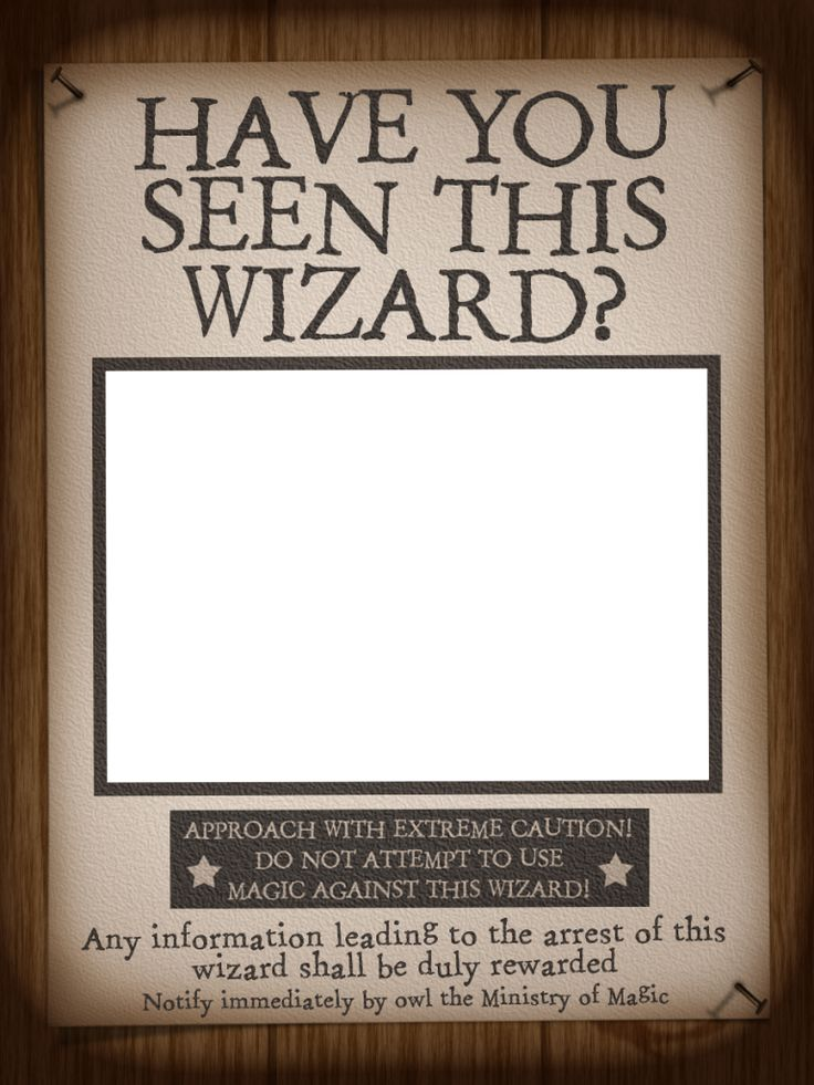 Best 25+ Harry potter letter ideas on Pinterest Harry potter - free wanted poster template for kids