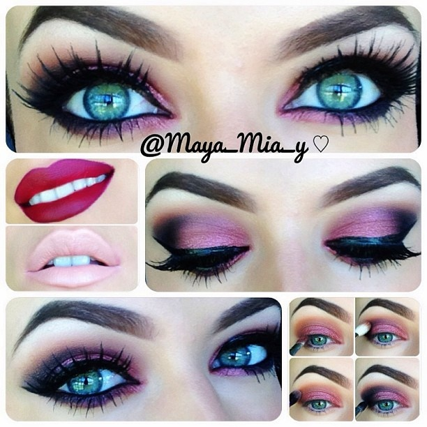 Maya Mia: look Inspired by Amy Lee from Evanescence