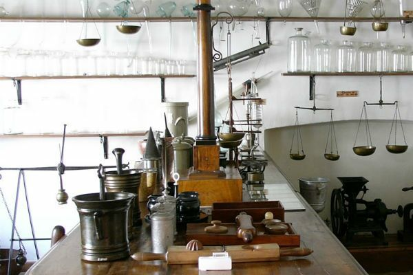 History of Pharmacy Museum, Sibiu