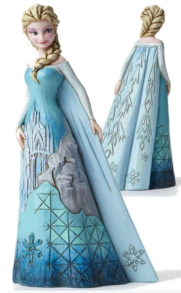 Elsa, from Frozen - Jim Shore, Disney Traditions.