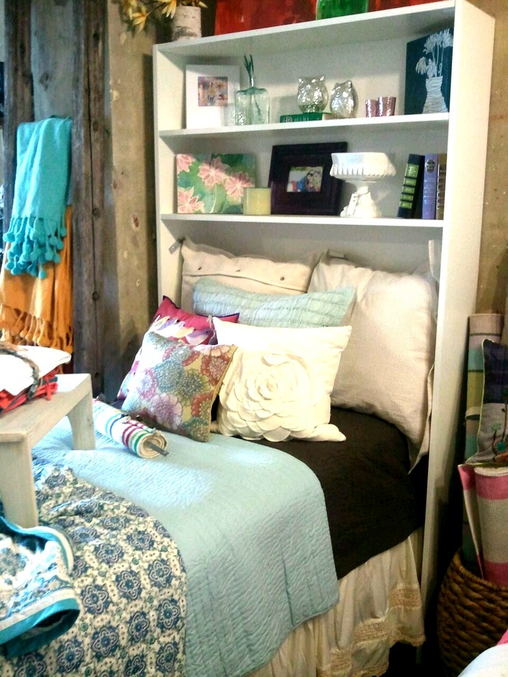 Above The Bed Shelving Bedroom Ideas Pinterest