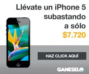 iPhone 5 | corredores de propiedades santiago