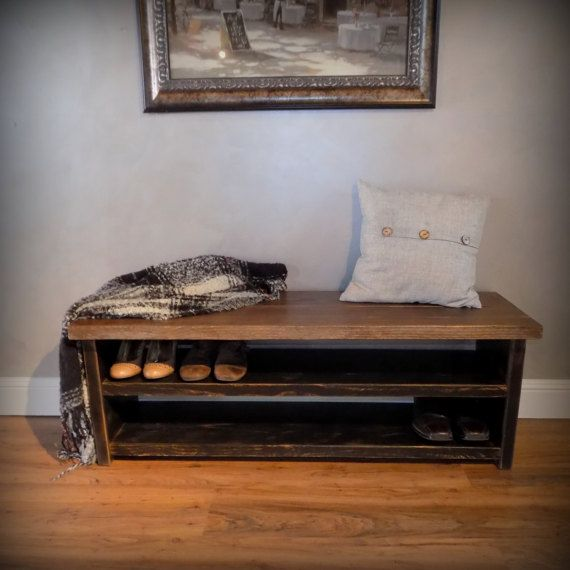 17 Best Ideas About Rustic Shoe Rack On Pinterest