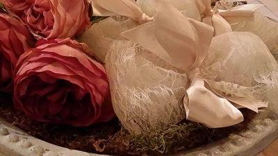 Φτιάξτε μόνοι σας εύκολα και οικονομικά ρομαντικές μπομπονιέρες γάμου!