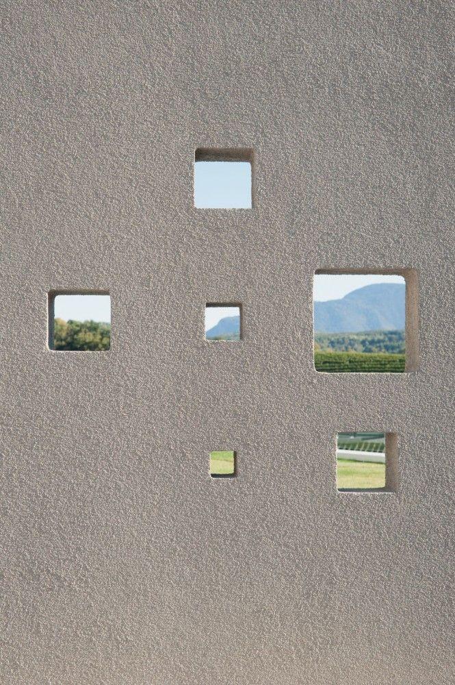 Two family house Giacomuzzi / Monovolume architecture