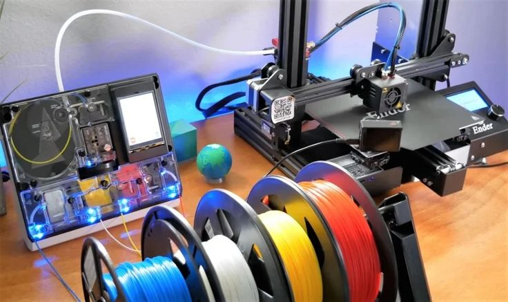 Dual extruder 3d printing all you need to know all3dp